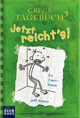 Gregs Tagebuche 3: Jetzt Reicht'S!