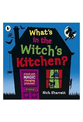 What'S In The Witch'S Kitchen