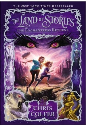 The Land Of Stories 2: The Enchantress Returns