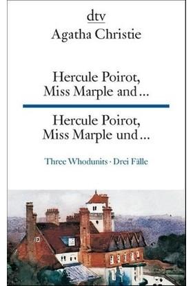 Hercule Poirot, Miss Marple And... / Hercule Poirot, Miss Marple Und... (Zweisprachig)