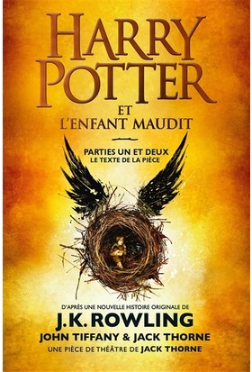 Harry Potter Et L'Enfant Maudit