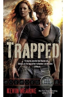 Iron Druid Chronicles 5: Trapped