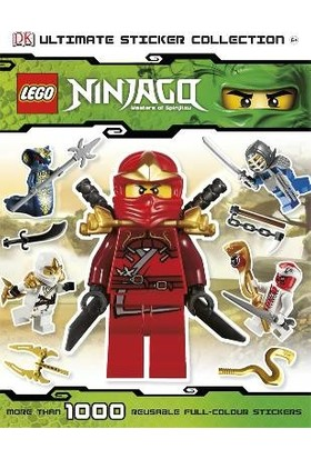 Lego Ninjago Ultimate Sticker Collection