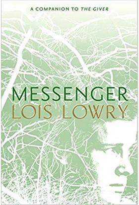Messenger (Giver Quartet 3)