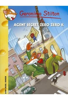 Agent Secret Zero Zero K (Tome 53)