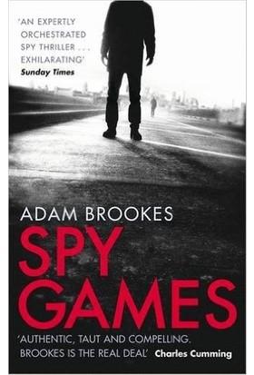 Spy Games (Philip Mangan 2)