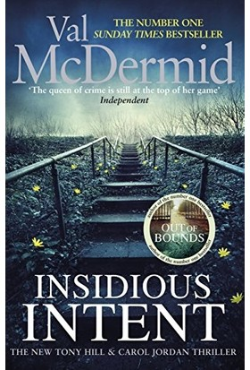 Insidious Intent (Tony Hill And Carol Jordan 10)