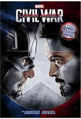 Captain America Civil War Junior Novel