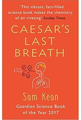 Caesar'S Last Breath: The Epic Story Of The Air Around Uus
