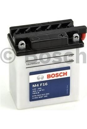 Bosch 3 Amper Motosiklet Aküsü M4F16