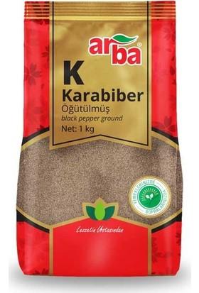 Arba Karabiber Öğütülmüş 1000 gr