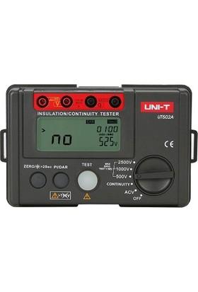 Unit Ut502A İzalasyon Megeri