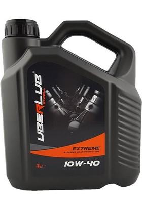 Uberlub Excell Extreme 10W/40 4 Lt Yarı Sentetik Motor Yağı