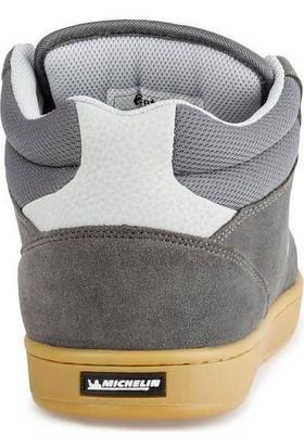 Etnies Marana Mid Grey Gum Erkek Ayakkabı Gri