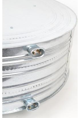 Mangal Sepetim Karabük Elektrikli Davul Fırın 60'lık