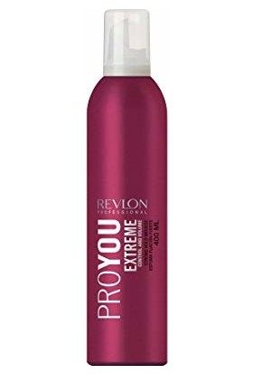 Revlon Professional Pro You Extreme Control And Volume Strong Hold Mousse 400ml