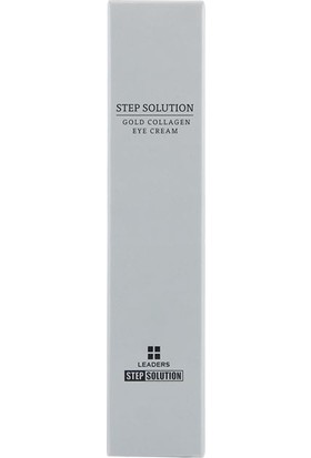 Leaders Stepsolution Gold Collagen Eye Cream