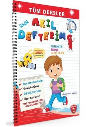 Çalışkan Arı Yayınları Akıl Defterim 1