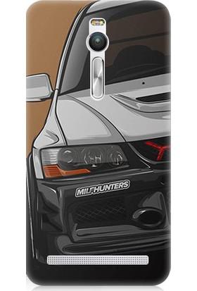 Teknomeg Asus Zenfone 2 Milf Hunters Desenli Tasarım Silikon Kılıf