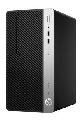 HP ProDesk 400 G5 Intel Core i5 8500 4GB 1TB Freedos Masaüstü Bilgisayar 4CZ63EA