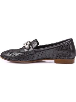 Venüs 1910201Y Kadın Günlük Ayakkabı Platin