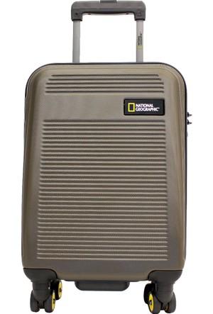 94a5b6c484474 Ççs N137-2 National Geographic Orta Boy Polikarbon Valiz, Bavul