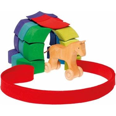 Grimms Colour Circle Spiral 72 Parça 43270 Fiyatı