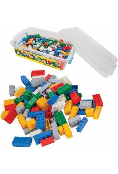Pilsan 504 Parça Mikro Bloklar Serisi Mini Set