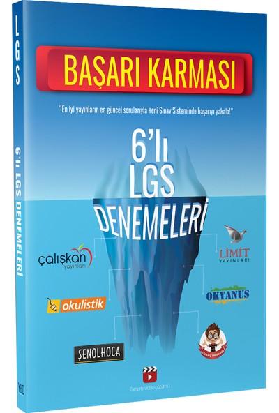 Tonguç Akademi 6'lı LGS Denemeleri Başarı Karması