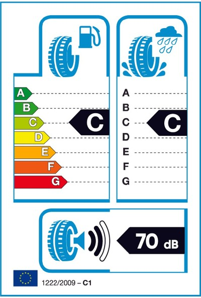 Goodyear 225/45 R17 94W Eagle Sport TZ XL Oto Yaz Lastiği ( Üretim Yılı: 2020 )