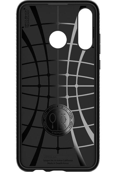 Spigen Huawei P30 Lite / Nova 4e Kılıf Liquid Air Matte Black - L39CS25738