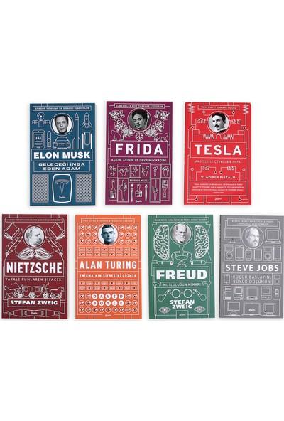 Büyük İnsanlar Seti - Elon Musk