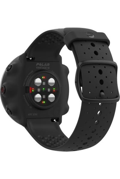 Polar Vantage M GPS Çoklu Spor Saati - Siyah