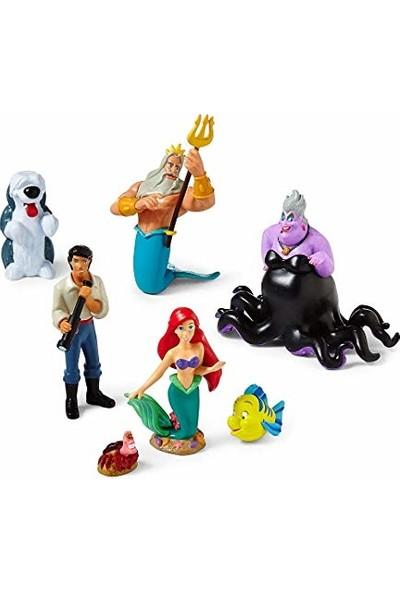 Disney Prenses Ariel Oyuncak Figür Seti