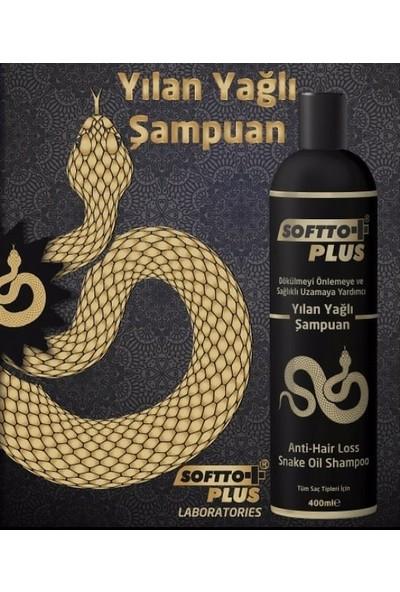 Softto Plus Yılan Yağlı Şampuan