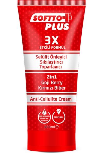 Softto Plus Selülit Önleyici Krem