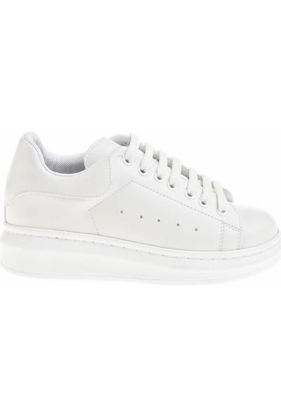 Derigo 395001Beyaz36 Kadın Günlük Ayakkabı