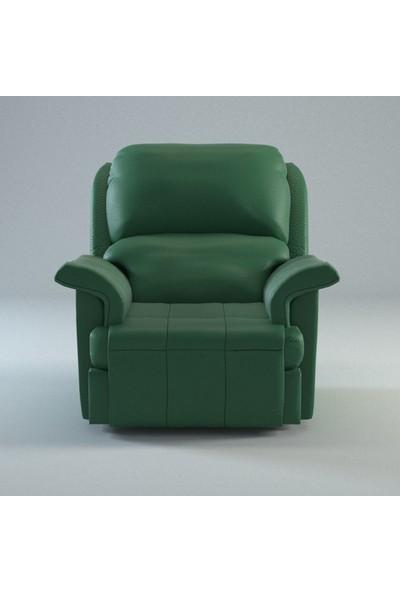 Adam Maybach Recliner TV/Baba Koltuğu - Yeşil