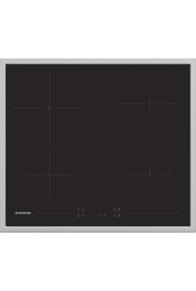 Hoover 3lü Ankastre Set Siyah (HOT3061BI/E Ankastre Fırın + HH64FC Ankastre Ocak + HDM 656 BTK Davlumbaz)