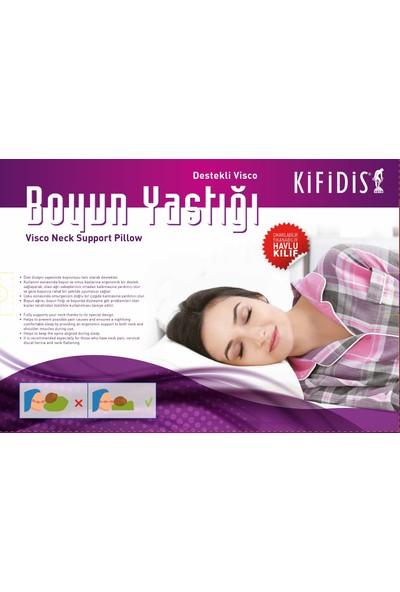 Kifidis Kademeli Visko Yastık