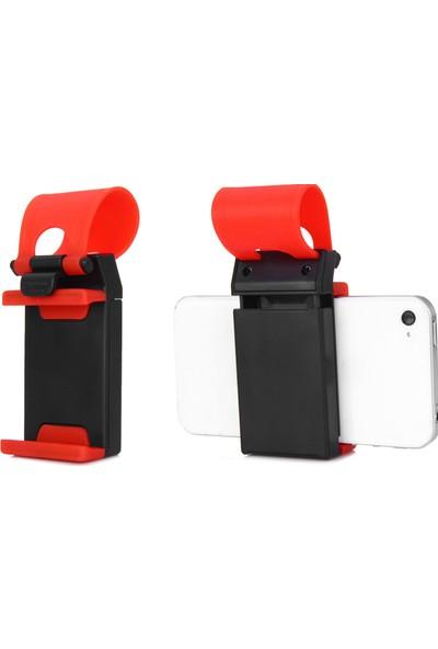 Modacar Direksiyona Takılan Araç Cep Telefon Tutucu 422230 6'Lı
