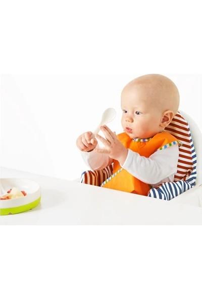 İkea Börja Bebek Mama Kaşığı 2 Li Paket Beslenme Kaşığı 2 Adet