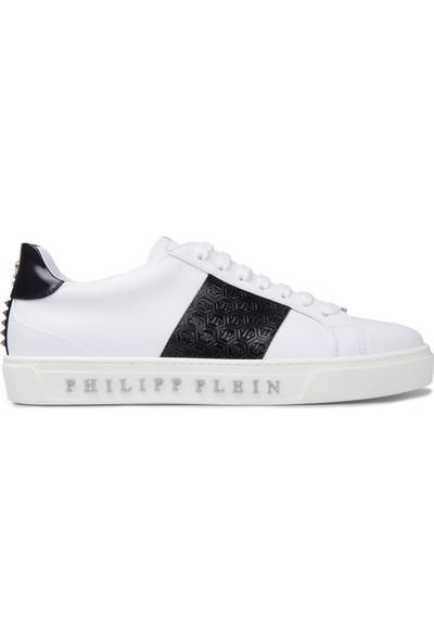 Philipp Plein Erkek Ayakkabı S19S Msc1568 Ple075N 0102