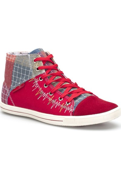Pedro Camino Weekend Bayan Günlük Ayakkabı 923430 Kırmızı