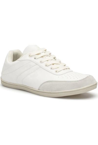 Pedro Camino Weekend Erkek Günlük Ayakkabı 922133 Beyaz-Beyaz