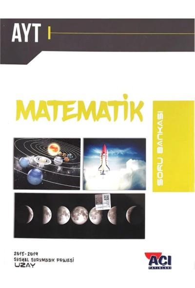 Açı Yayınları Ayt Matematik Soru Bankası 2018 - 2019