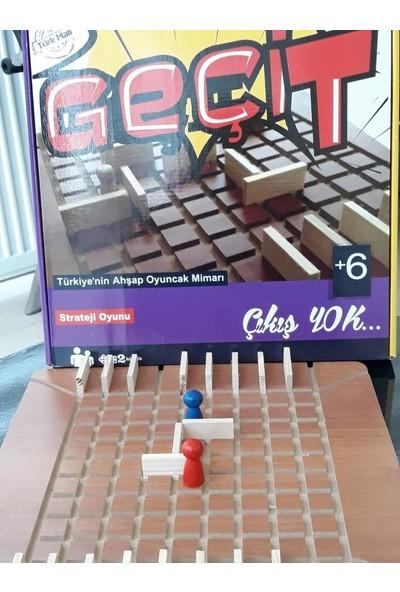 Şahcan Toys Geçit Kutu Oyunu