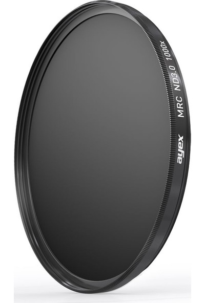 Ayex 52Mm Neutral Density Nd 3.0 1000X Mrc Slim Nd Filtre