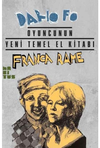 Oyuncunun YeniTemel El Kitabı - Dario Fo/Franca Rame
