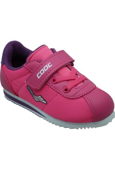 Cool 1399 Cırtcırtlı Çocuk Spor Ayakkabı 7 Renk (21-30)